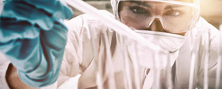 Laboratoire de tests - DEKRA Process Safety